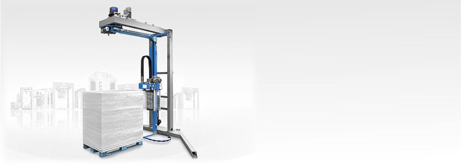 Pallet Wrappers Uk Stretch Wrap Machine Sales Gt Typhoon