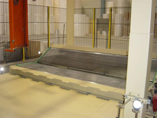 Reel Wrapper Machines For Stretch Wrapping Reel Of Tissue